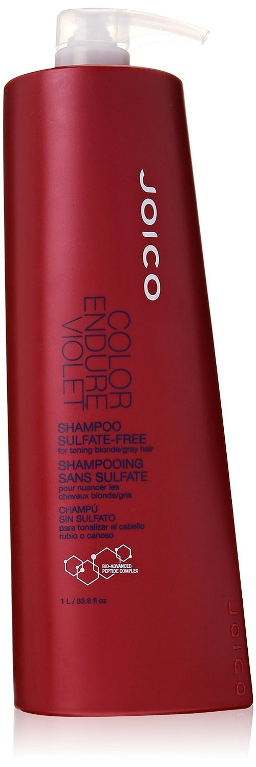Joico Color Endure Violet Shampoo, 33.8 oz Unisex