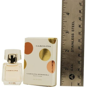Carolina By C.Herrera 0.13 oz Mini Edt Spl. for Women