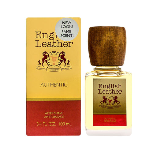 English Leather by Dana 3.4 oz After Shave Splash for Men