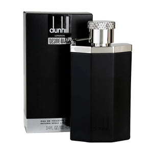 Desire Black by Dunhill 3.4 oz Eau de Toilette Spray for Men - GetYourPerfume.com