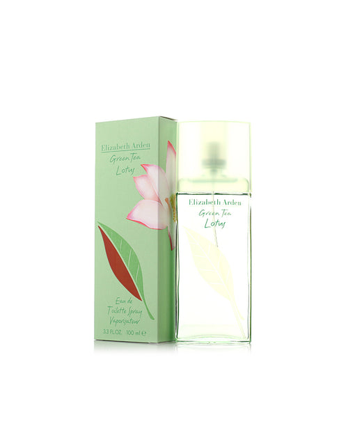 Green Tea Lotus by Elizabeth Arden  3.3 oz Eau De Toilette Spray for Women