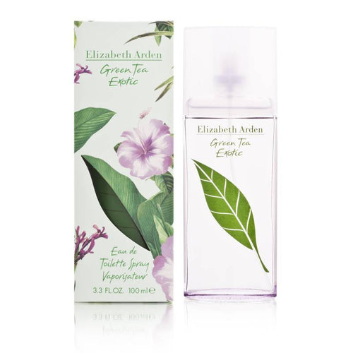 Elizabeth Arden Green Tea Exotic by Elizabeth Arden 3.3 oz Eau de Toilette spray for Women
