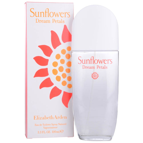Sunflowers Dream Petals by Elizabeth Arden 3.4 oz Eau de Toilette Spray  for Women
