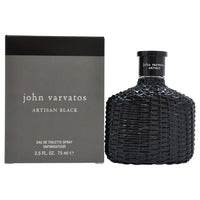 John Varvatos Artisan Black by John Varvatos 2.5 oz Eau De Toilette Spray for Men - GetYourPerfume.com