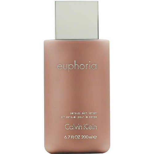 Calvin Klein Euphoria by Calvin Klein 6.7 o Sensual Skin Lotion for Women