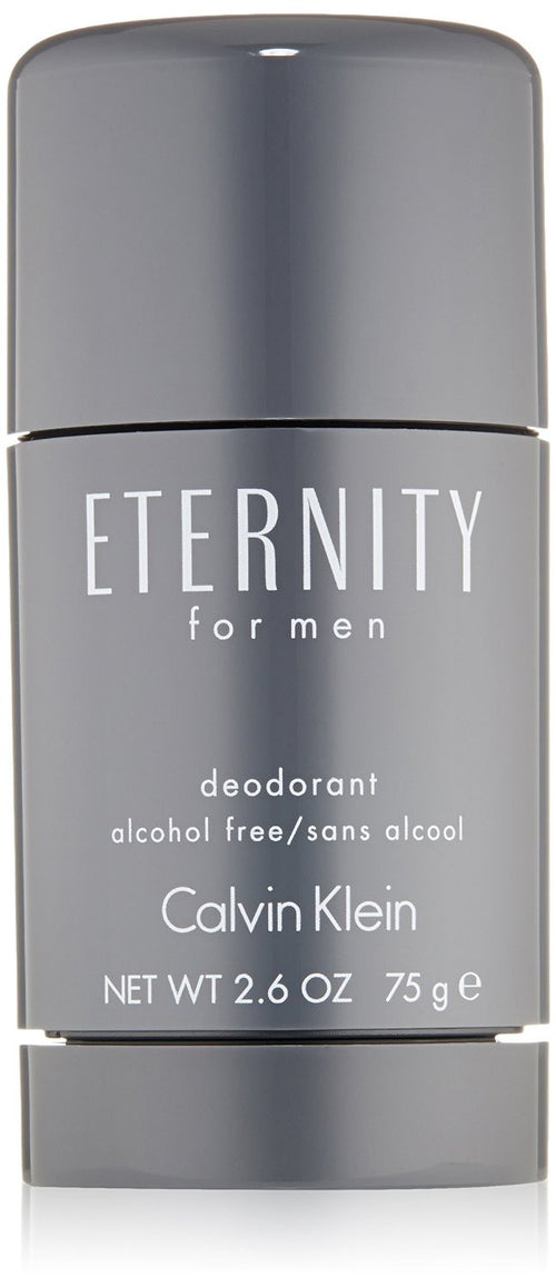 Calvin Klein Eternity by Calvin Klein Deodorant Stick  2.6 oz for Men