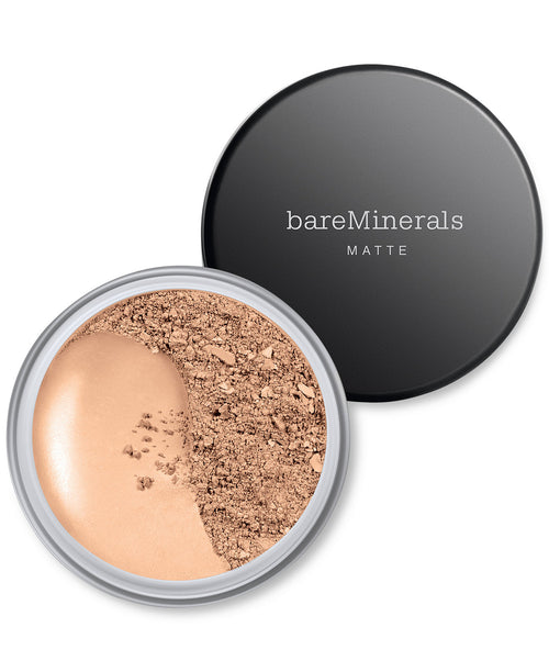 Bareminerals by  Matte Foundation N10 Fairly Light Broad Spectrum 0.21 oz for Women - GetYourPerfume.com