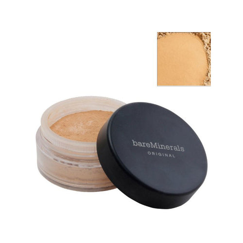 BareMinerals Original Foundation Broad Spectrum SPF 15 Golden Medium W20 0.28 oz for Women - GetYourPerfume.com