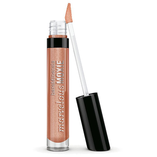 BareMinerals Marvelous Moxie Lip Gloss Rule Breaker 0.15 oz for Women