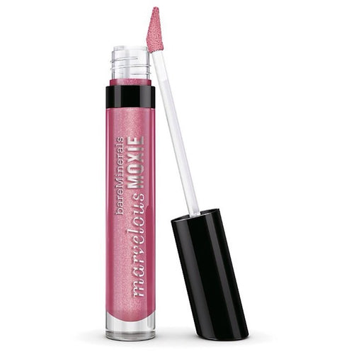 Marvelous Moxie by Bare Minerals Lip Gloss Ring Leader 0.15 oz Lavender Pink for Women