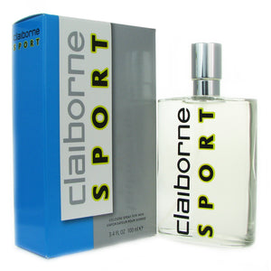 Claiborne Sport by Liz Claiborne 3.4 oz Cologne Spray for Men - GetYourPerfume.com