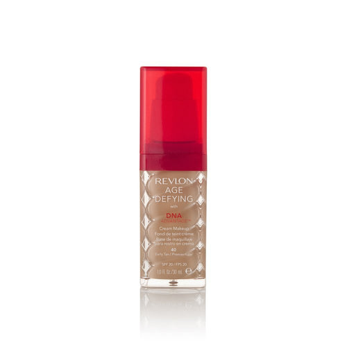 Age Defying Foundation with DNA Advantage, Soft Beige, 1 Fluid Ounce by Revlon