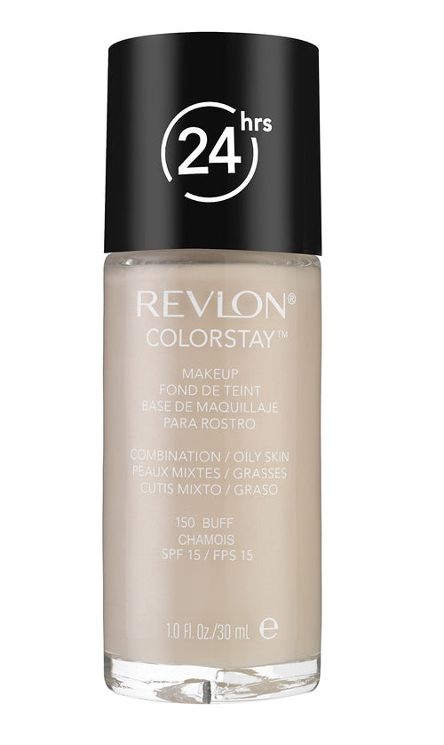 Revlon ColorStay Make Up Buff 1.0 oz Combination to Oily Skin
