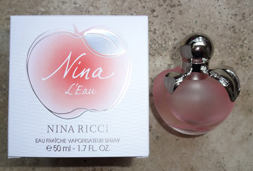 Nina L'eau By Nina Ricci 1.7 oz Eau Fraiche Spray For Women