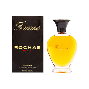 Femme by Rochas 3.4 oz Eau de Toilette Spray for Women