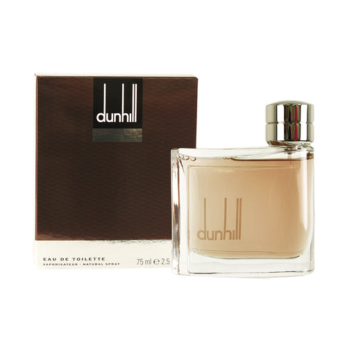 Dunhill Man by Alfred Dunhill 2.5 oz Eau de Toilette Spray  for Men - GetYourPerfume.com
