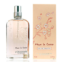 Cherry Blossom by L'occitane 2.5 oz Eau de Toilette EDT Spray for Women - GetYourPerfume.com