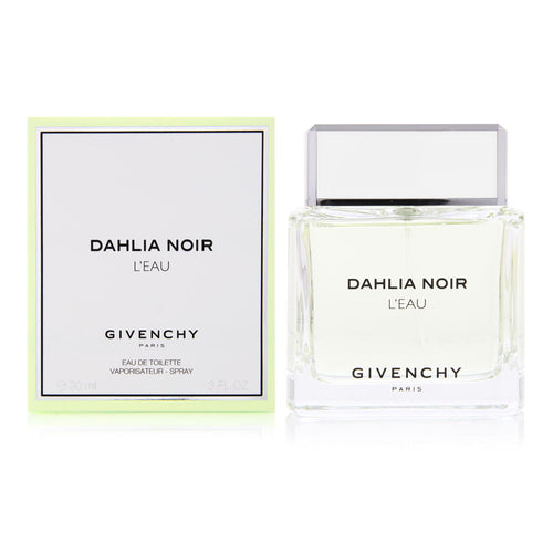 Dahlia Noir L'Eau by Givenchy 3.0 oz Eau de Toilette Spray for Women - GetYourPerfume.com
