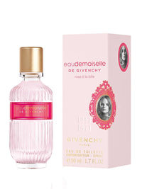 Eaudemoiselle Rose a la Folie by Givenchy 1.7 oz Eau de Toilette Spray for Women - GetYourPerfume.com