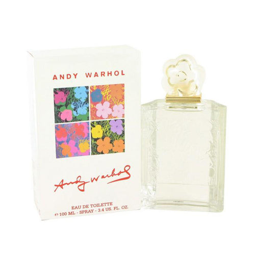 Andy Warhol by Andy Warhol 3.4 oz Eau de Toilette Spray for Women - GetYourPerfume.com