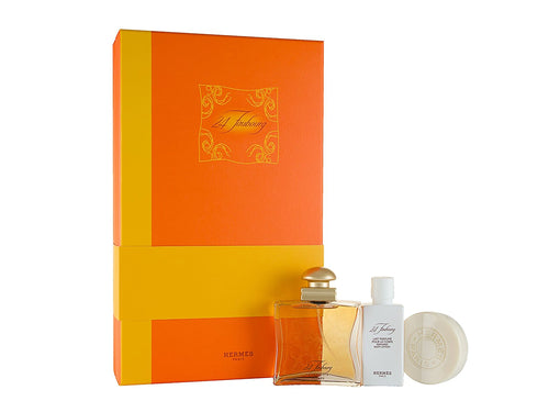 24 Faubourg by Hermes 3 Piece Gift Set for Women - GetYourPerfume.com