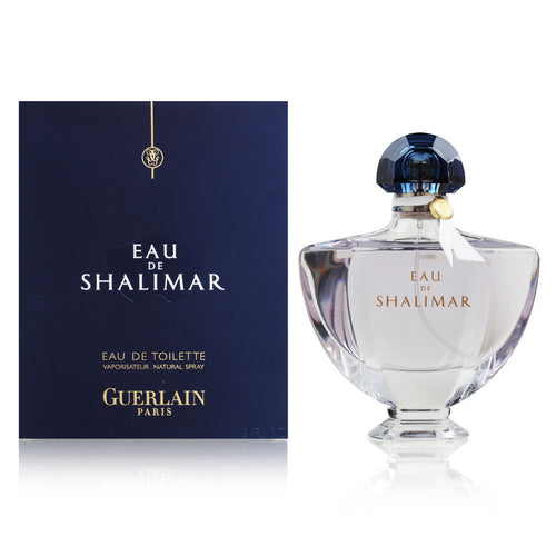 Eau de Shalimar by Guerlain 3.0 oz Eau de Toilette Spray for Women - GetYourPerfume.com
