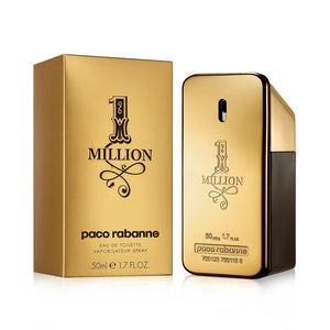 1 Million By Paco Rabanne 1.7 oz Eau de Toilette Spray for Men - GetYourPerfume.com