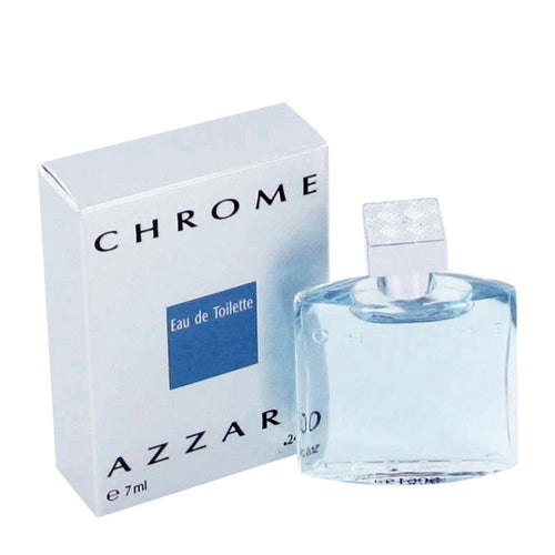 Azzaro Chrome by Azzaro  0.24 oz Eau De Toilette Splash for Men - GetYourPerfume.com