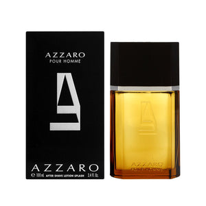 Azzaro 3.4 oz After Shave Lotion Splash for Men - GetYourPerfume.com