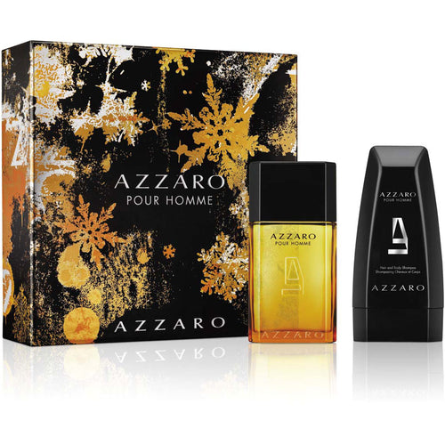 Azzaro Pour Homme 2 Piece Gift Set for Men - GetYourPerfume.com