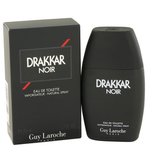 Drakkar Noir by Guy Laroche 1.7 oz Eau de Toilette Spray  for Men - GetYourPerfume.com
