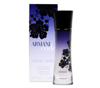 Armani Code by Giorgio Armani 1.0 oz Eau De Parfum Spray for Women