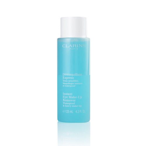 Clarins Instant Eye Make-Up Remover - Waterproof & Heavy Makeup 4.2 oz - GetYourPerfume.com
