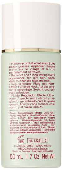 Clarins Ultra-Matte 1.7 oz Rebalancing Lotion for Men and Women - GetYourPerfume.com