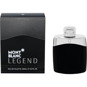 Mont Blanc Legend by Mont Blanc 3.3 oz Eau De Toilette Spray for Men - GetYourPerfume.com
