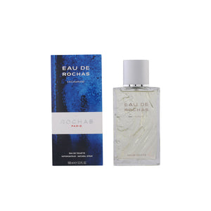 Eau de Rochas Homme by Rochas 3.3 oz Eau de Toilette Spray for Men