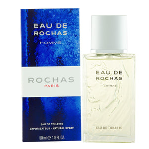 Eau de Rochas Homme by Rochas 1.7 oz Eau de Toilette Spray for Men
