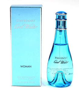 Cool Water by Davidoff 3.4 oz Deodorant Spray for Women