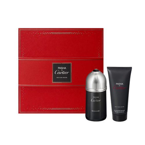 Cartier Pasha Noir 2 pcs. Set for Men - GetYourPerfume.com