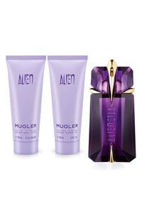 Alien Thierry Mugler Golden Dreams Limited Edition 3-Piece Gift Set For Women - GetYourPerfume.com