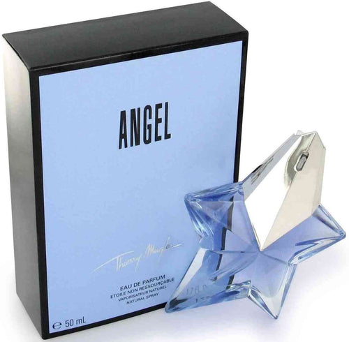 Angel by Thierry Mugler 1.7 oz Eau De Parfum Spray Refillable for Women - GetYourPerfume.com