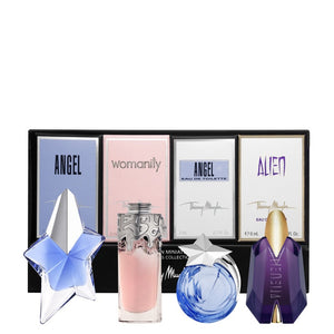 Angel by Thierry Mugler 4 pcs for Women