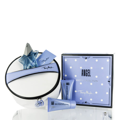 Angel by Thierry Mugler 4 Piece Gift Set for Women - GetYourPerfume.com