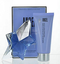 Angel Travel Exclusive by Thierry Mugler Gift Set for Women - GetYourPerfume.com