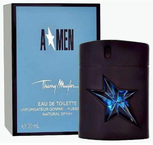 Angel Men by Thierry Mugler 1 oz Eau de Toilette Spray Refill for Men - GetYourPerfume.com