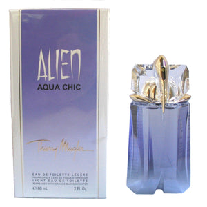 Alien Aqua Chic by Thierry Mugler 2.0 oz Limited Edition EDT Spray for Women - GetYourPerfume.com