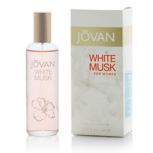 White Musk by Jovan 3.25 oz Cologne Spray for Women - GetYourPerfume.com