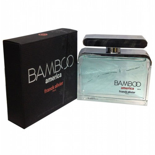 Bamboo America by Franck Olivier 2.5 oz EDT Spray  for Men - GetYourPerfume.com