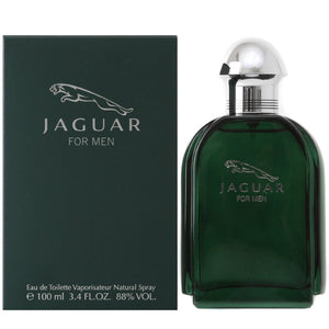 Jaguar by Jaguar 3.4 oz Eau de Toilette Spray for Men - GetYourPerfume.com