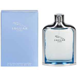 Jaguar Classic by Jaguar 3.4 oz Eau de Toilette Spray for Men - GetYourPerfume.com